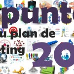 Que forma parte de un plan de marketing online