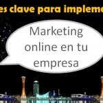 Implementar Marketing Online en tu empresa
